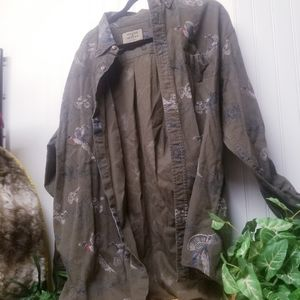 Woods and Water Outfitters Men's Shirt XL Hunting